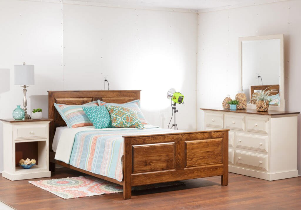 Simply Ours Feature - Bedroom