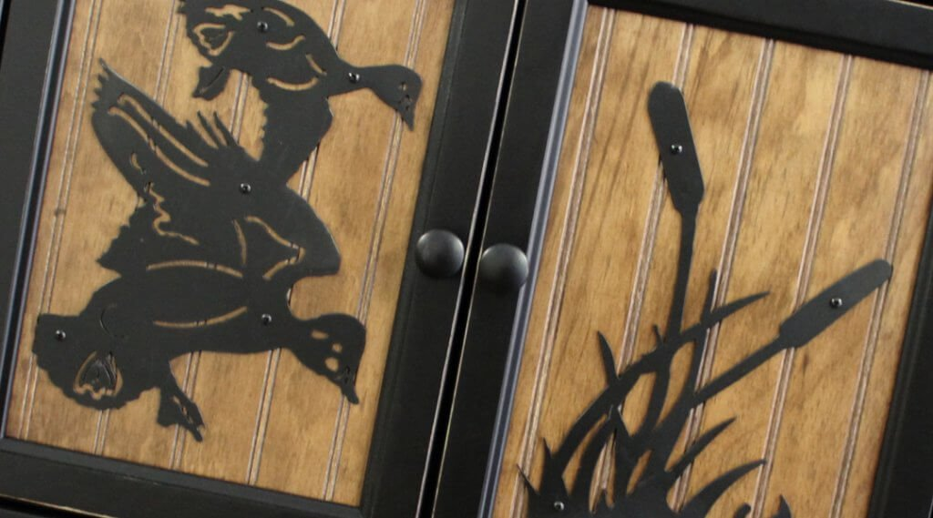 metal furniture silhouettes pa
