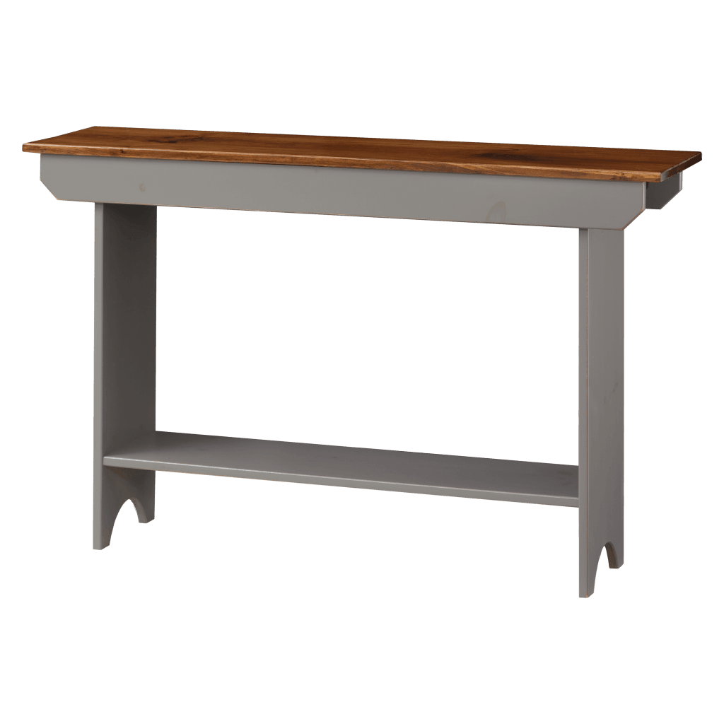 Hall Table Bench