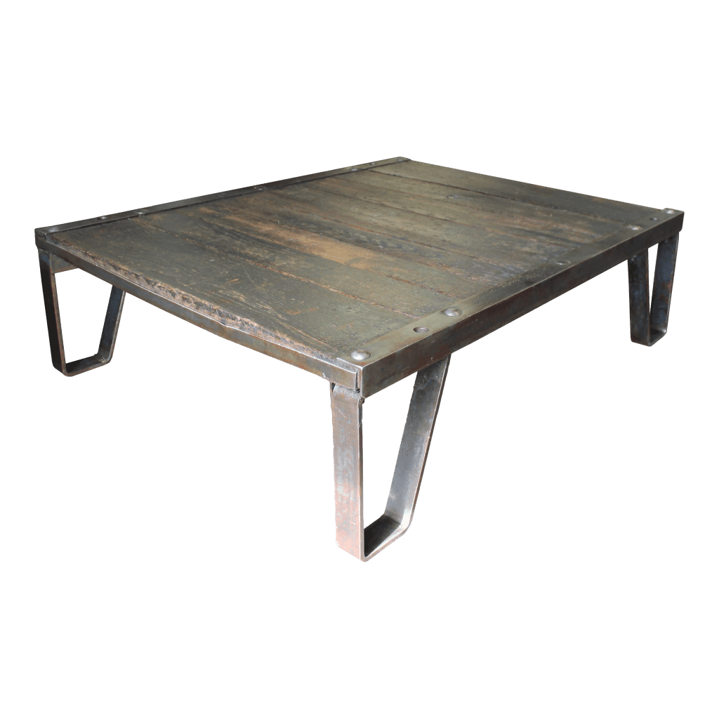 Large Pallet Coffee Table