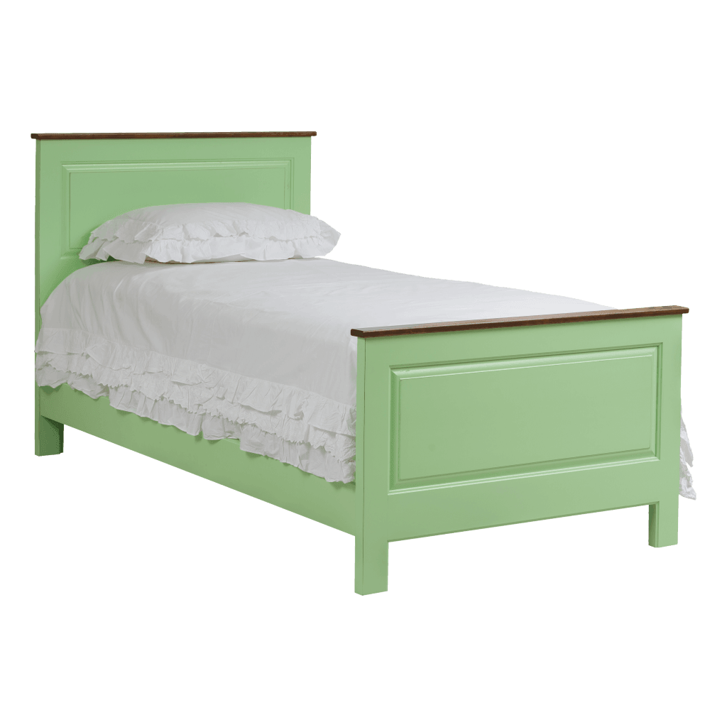 Single Panel Bed