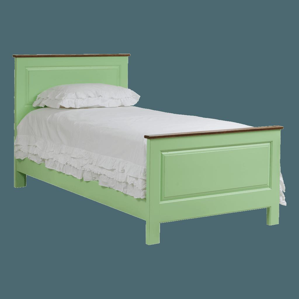Single Panel Bed