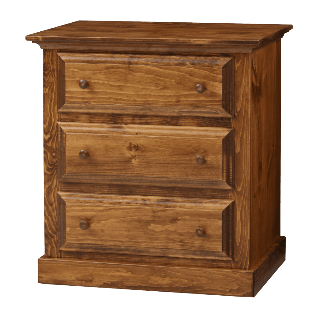 3-Drawer Chest of Drawers
