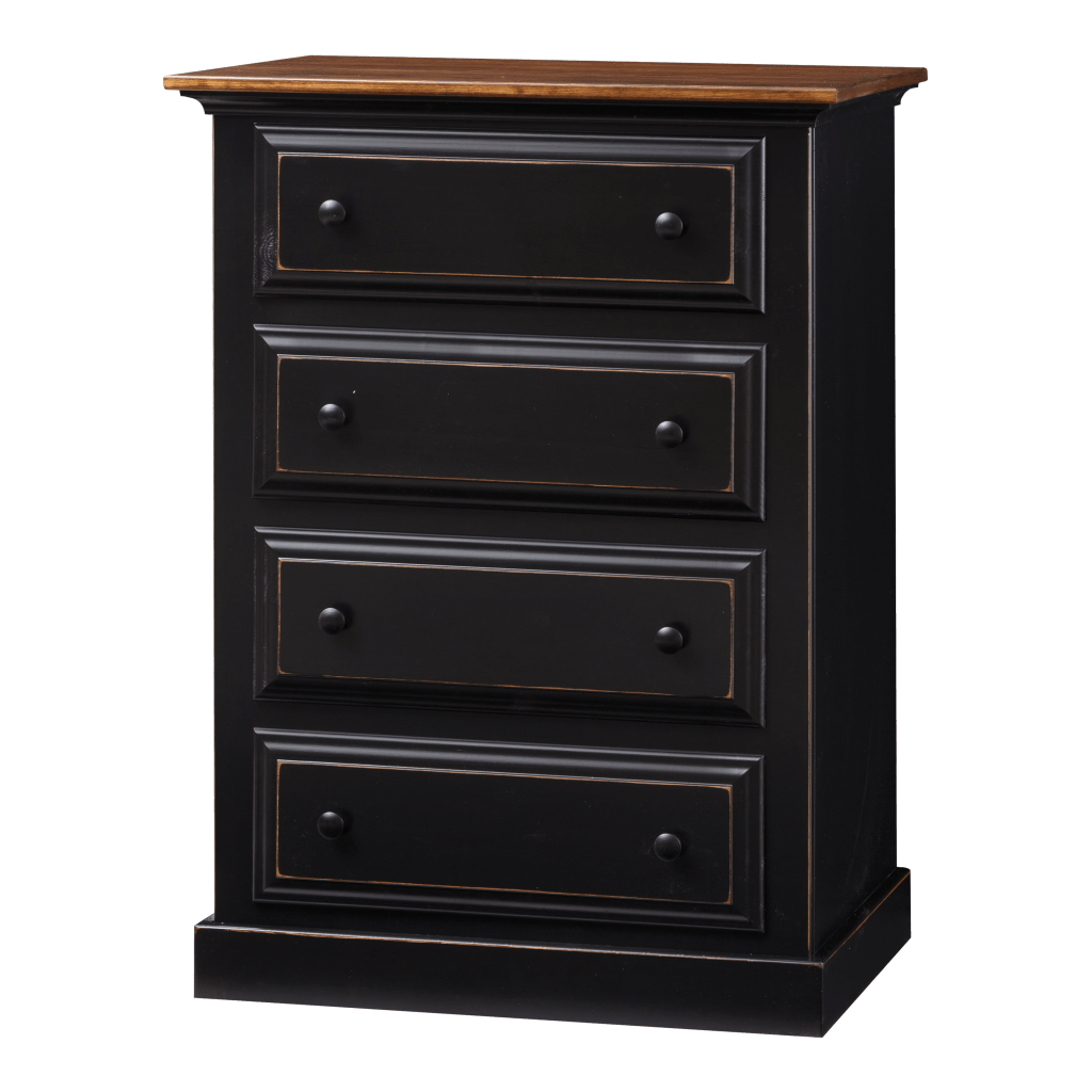 4-Drawer Chest of Drawers