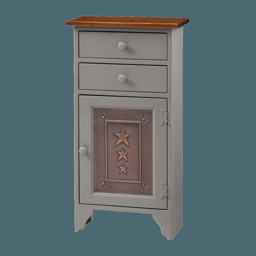 Jelly Cabinet w Tin