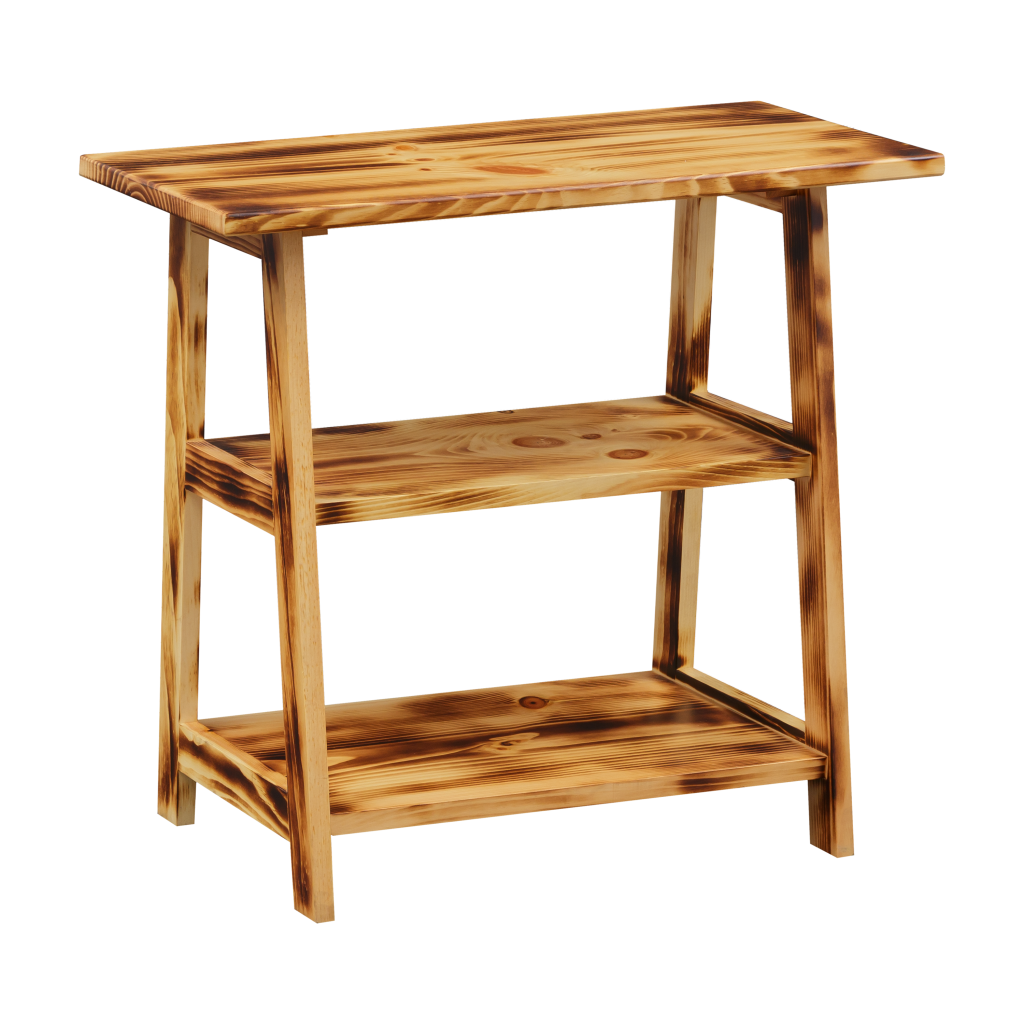 Step Ladder End Table