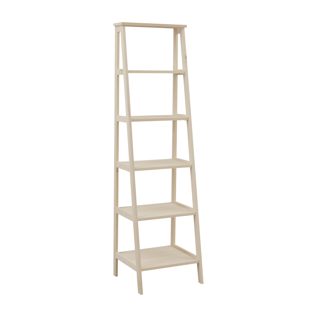 6' Ladder Shelf