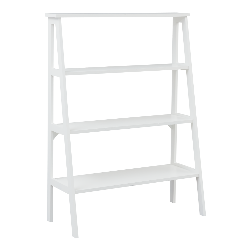 Double Step Ladder Shelf
